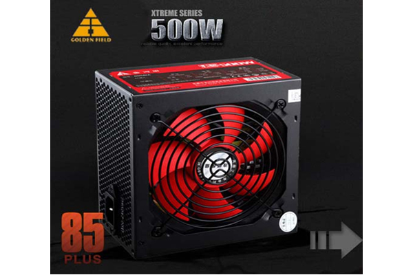 Nguồn/ Power Golden Field 500W ATX-580GT