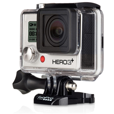 CAMERA GO PRO HERO3+ SILVER EDITION
