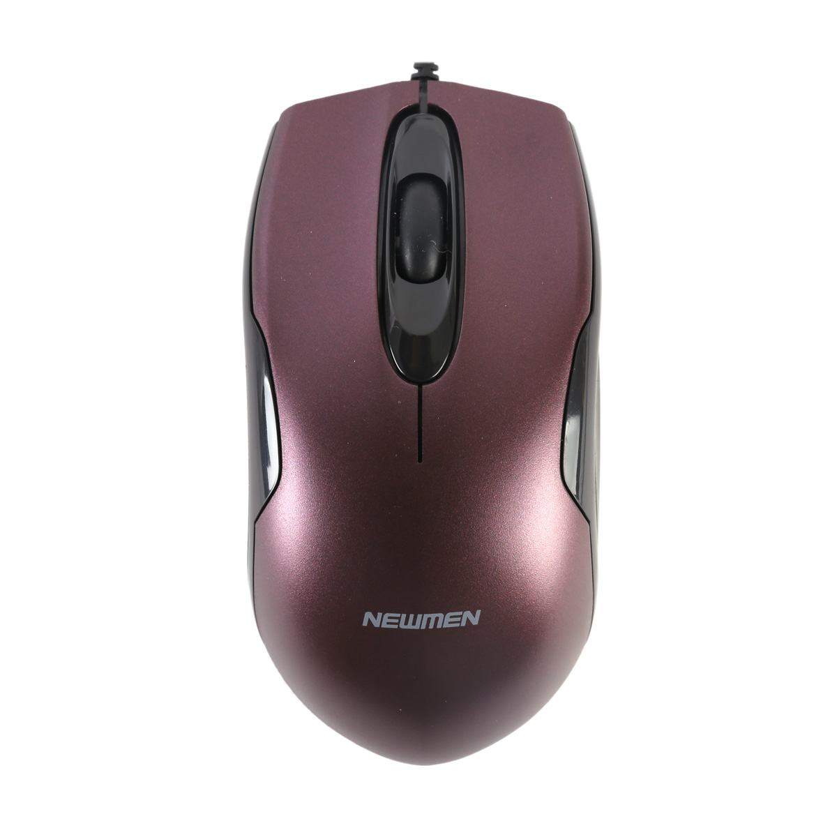 Chuột Gaming Newmen M266 Optical  1000DPI  Tím