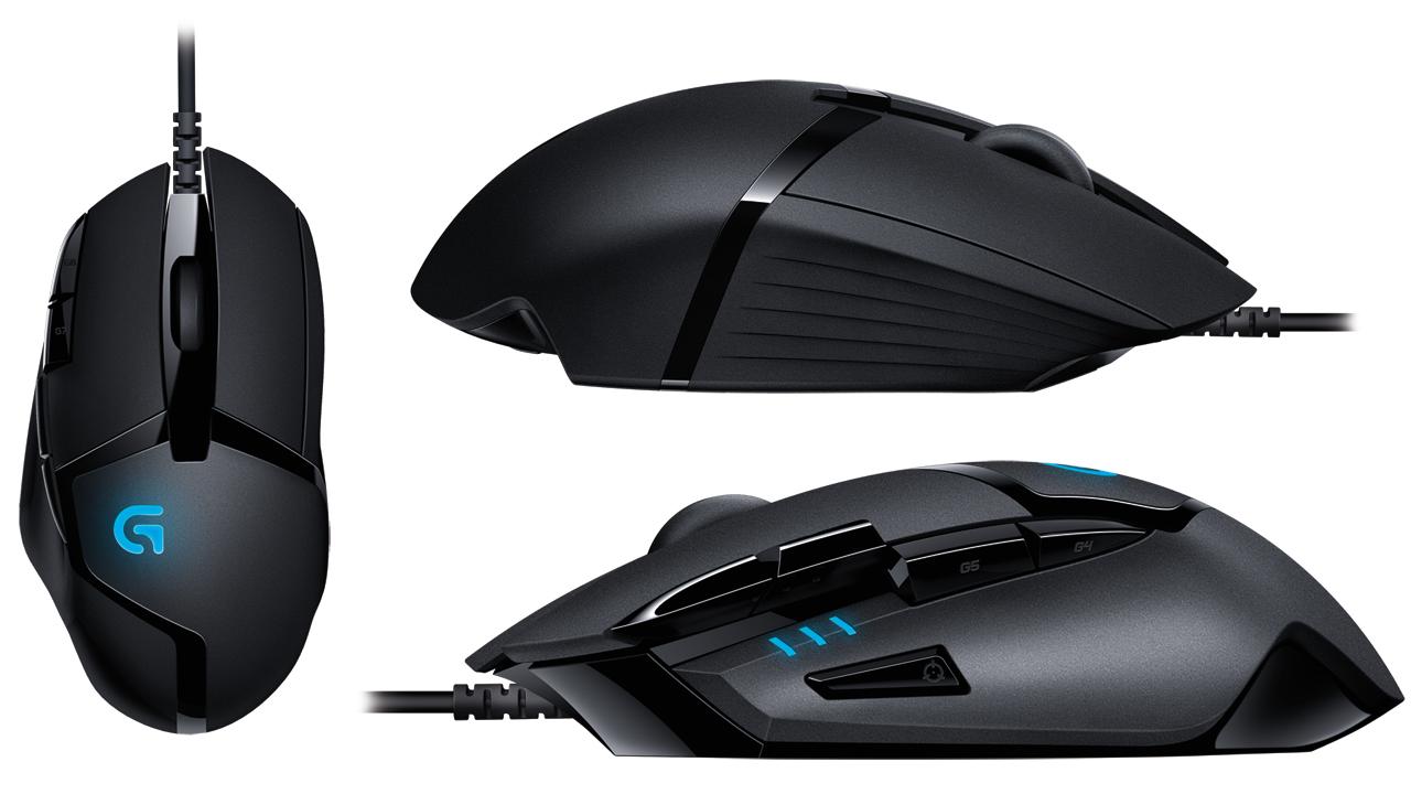 Chuột Logitech G402 Hyperion Fury Ultra Fast Gaming