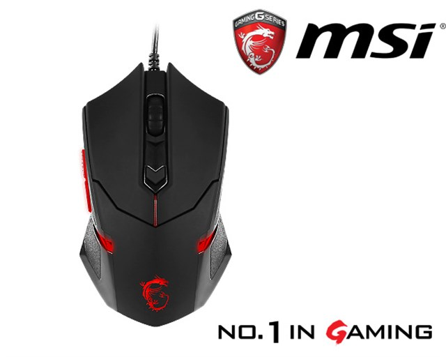 Mouse MSI DS B1 Gaming